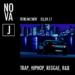 『J-NOVA』| BAD HOPやJP THE WAVY、Weny Dacilloなど次世代ラッパーの楽曲を収録したミックステープ